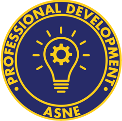 ASNE Professional Development logo